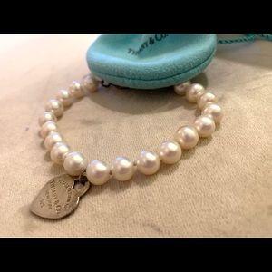 Tiffany pearl bracelets